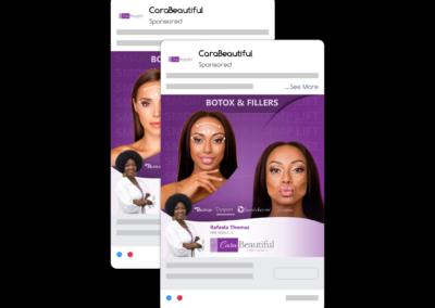 Cara Beautiful   Social Media Advertising